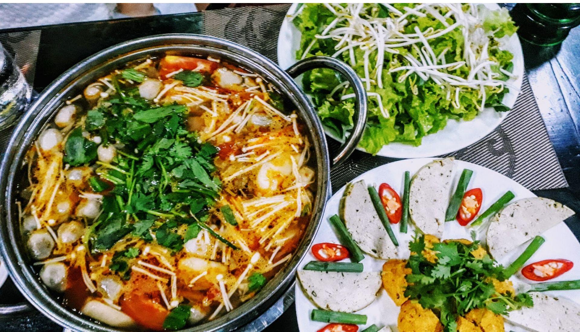 San May Vegetarian Restaurant
