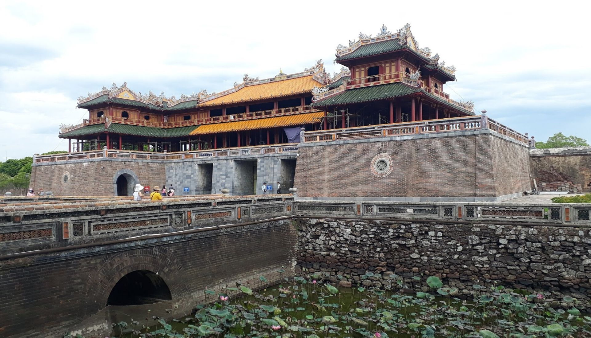 The Imperial City Hue
