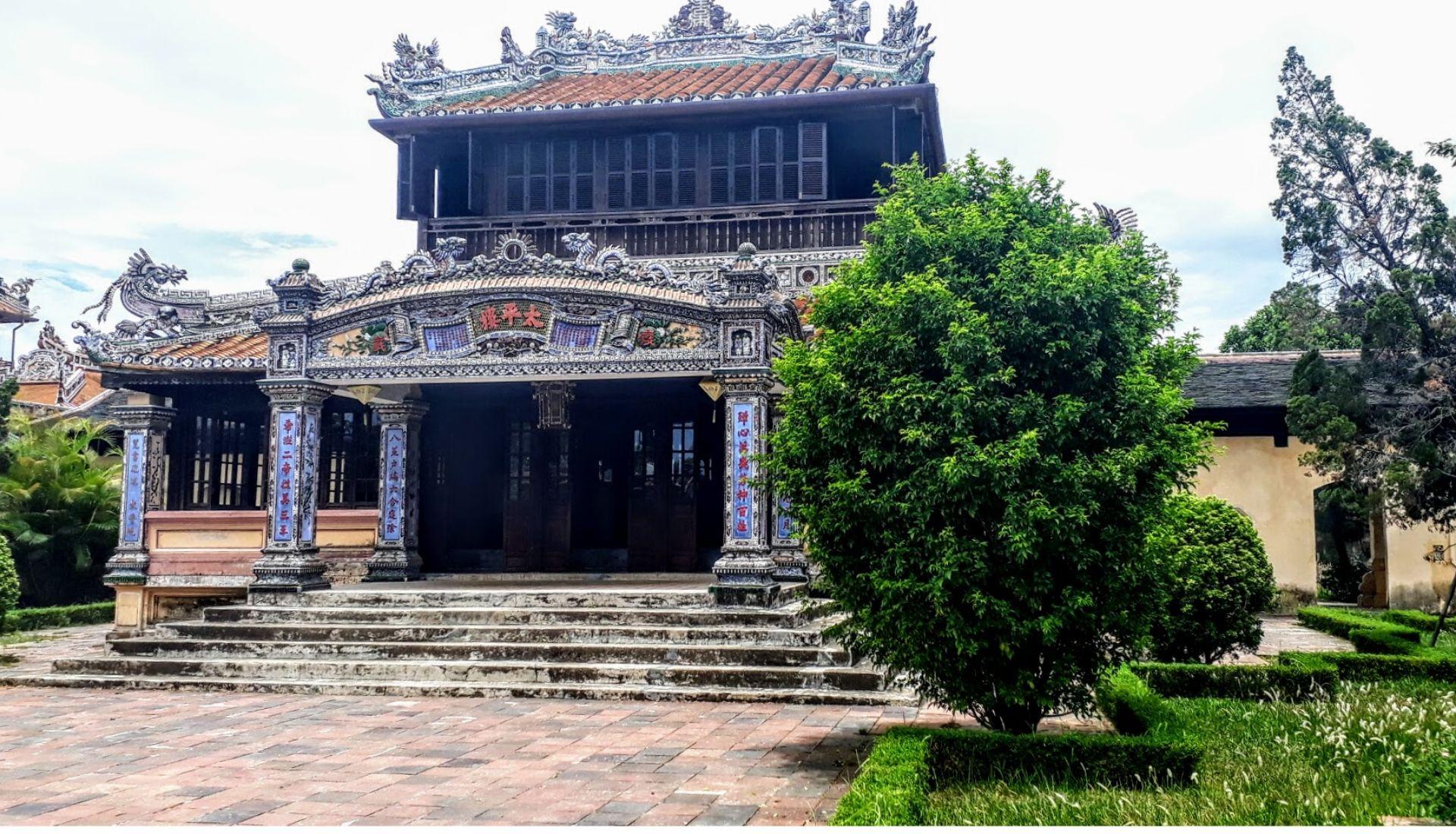 Thai Binh Pavilion