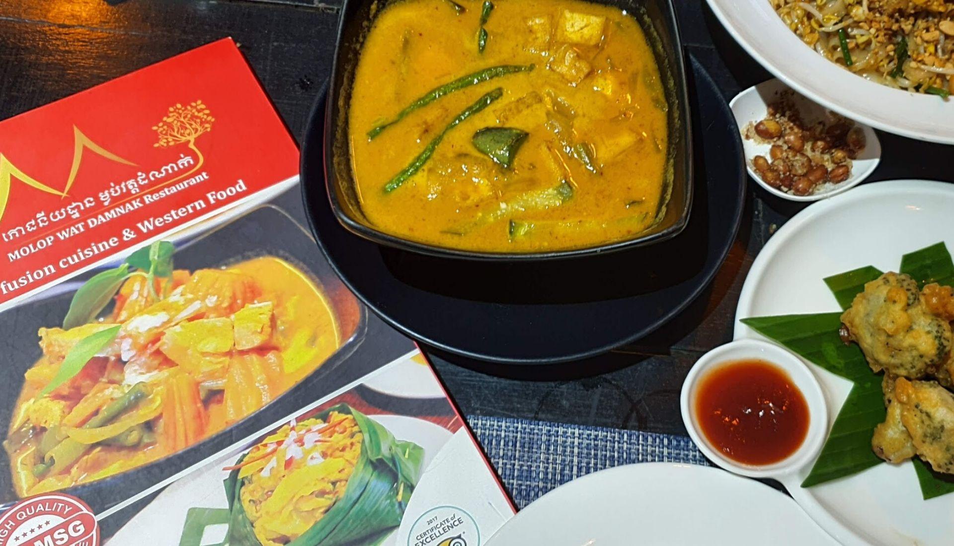 Molop Wat Damnak Restaurant