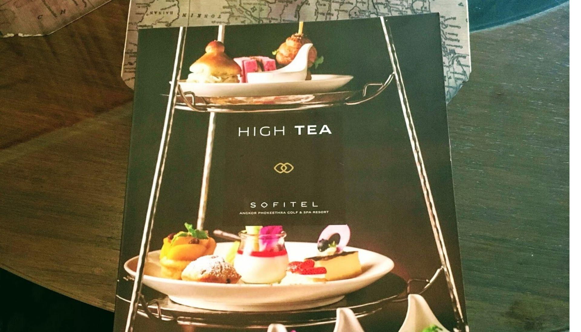 High Tea at the Sofitel
