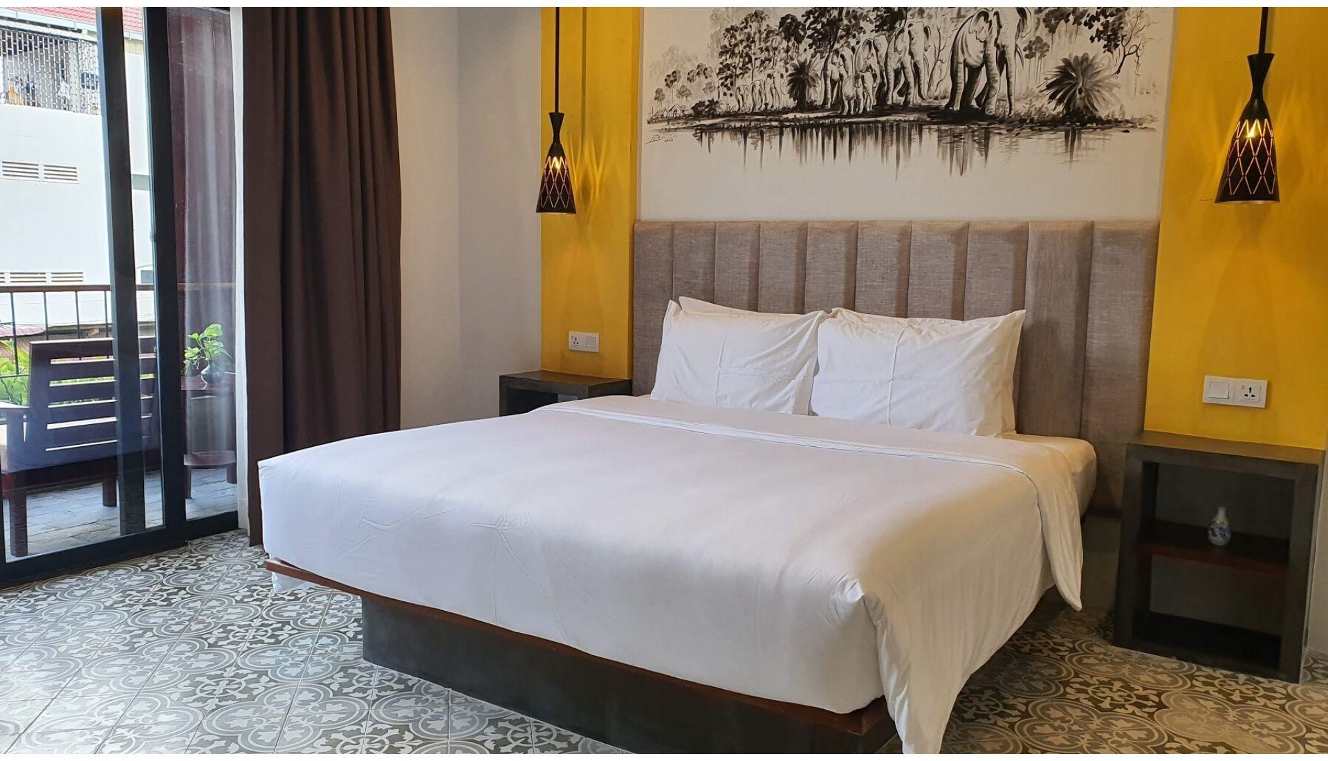 Siem Reap Palace Residence