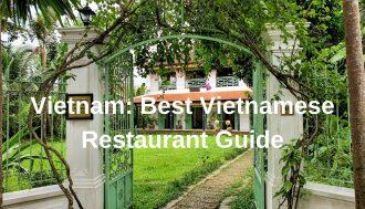 Best Vietnamese Restaurant Guide