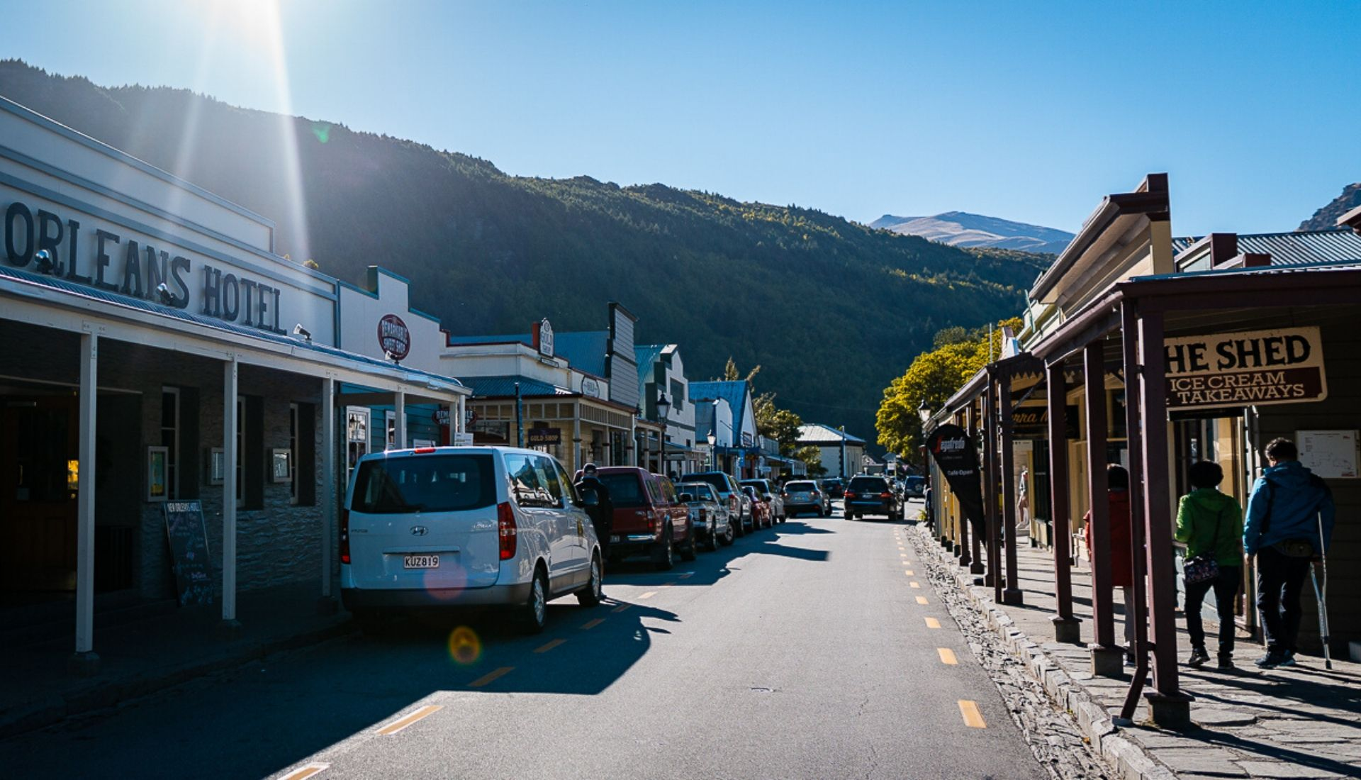 Visit Arrowtown
