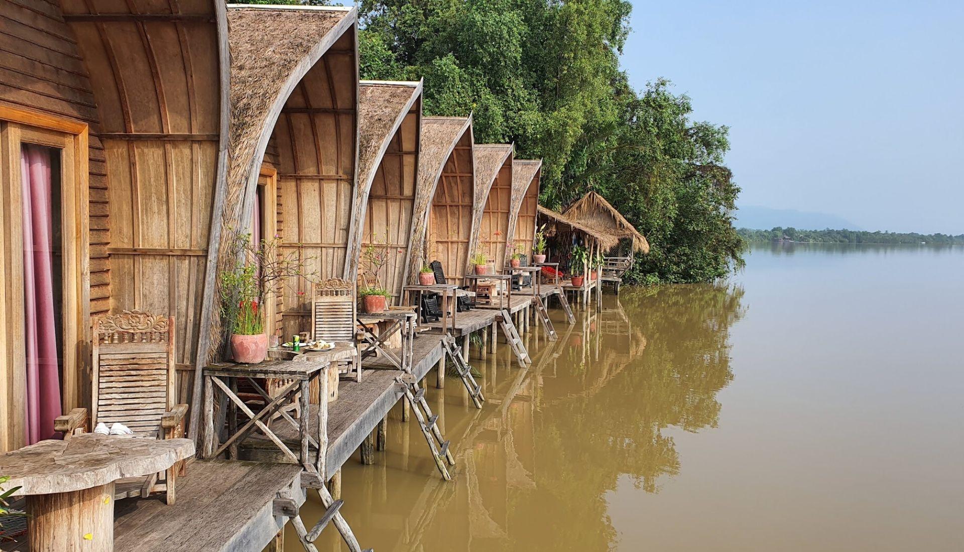 Bamboo Bungalow Kampot