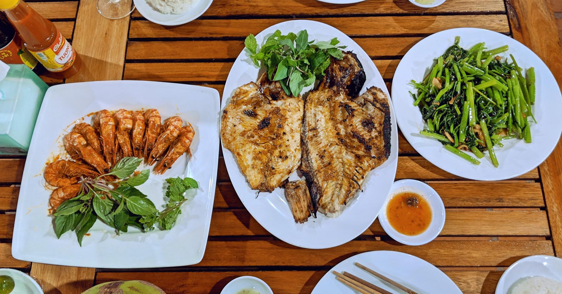 Life of Doing Mui Ne Seafood Restaurant