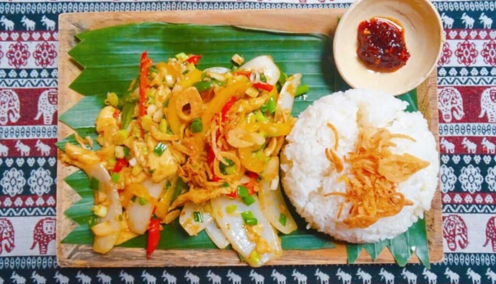 Nook Restaurant in Hue