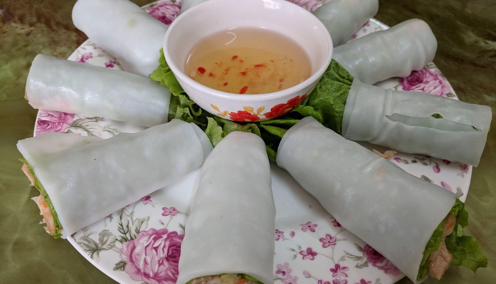Trung Tuyet Restaurant in Ninh Binh