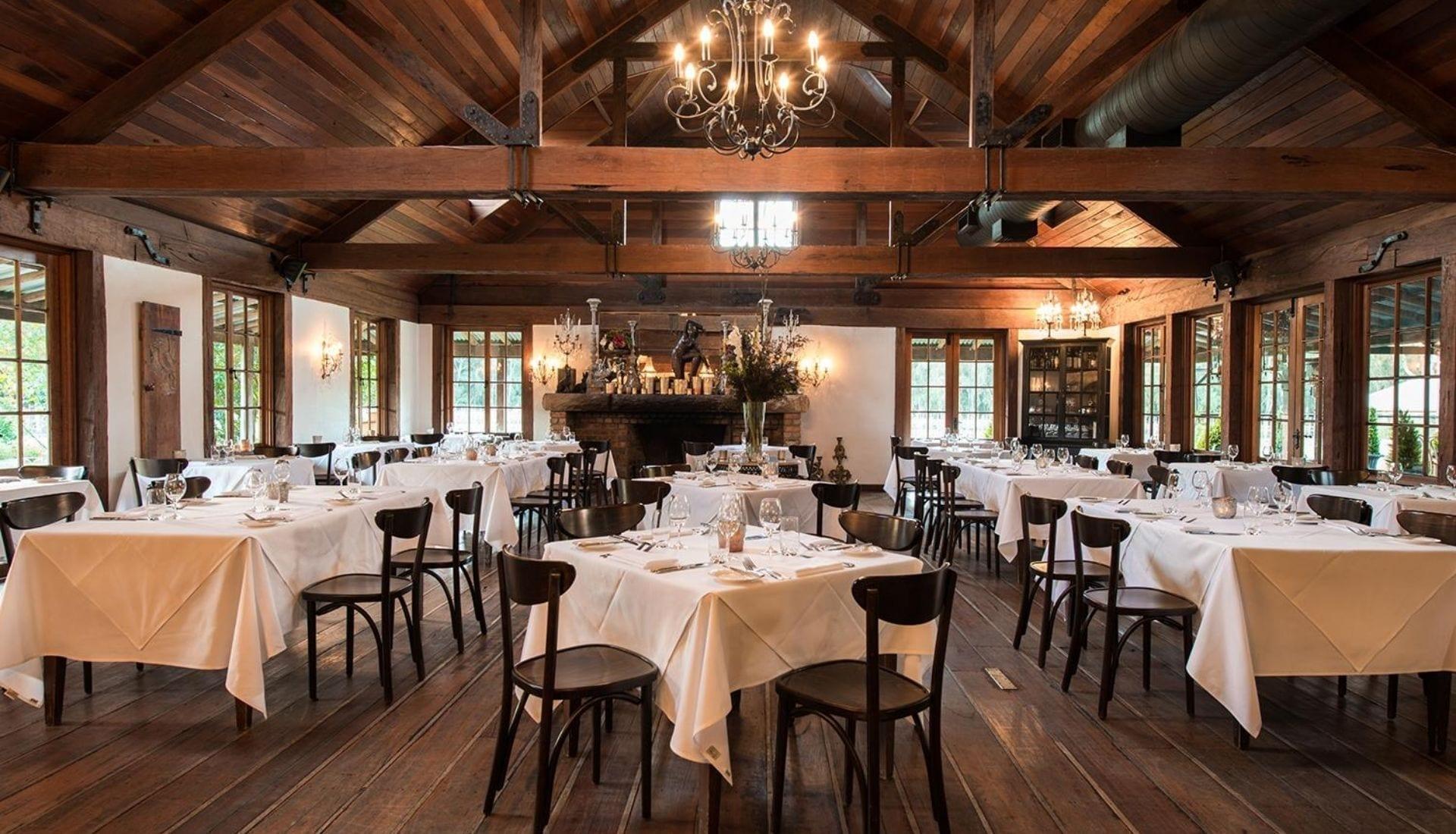 Circa 1876 Interior Restaurant