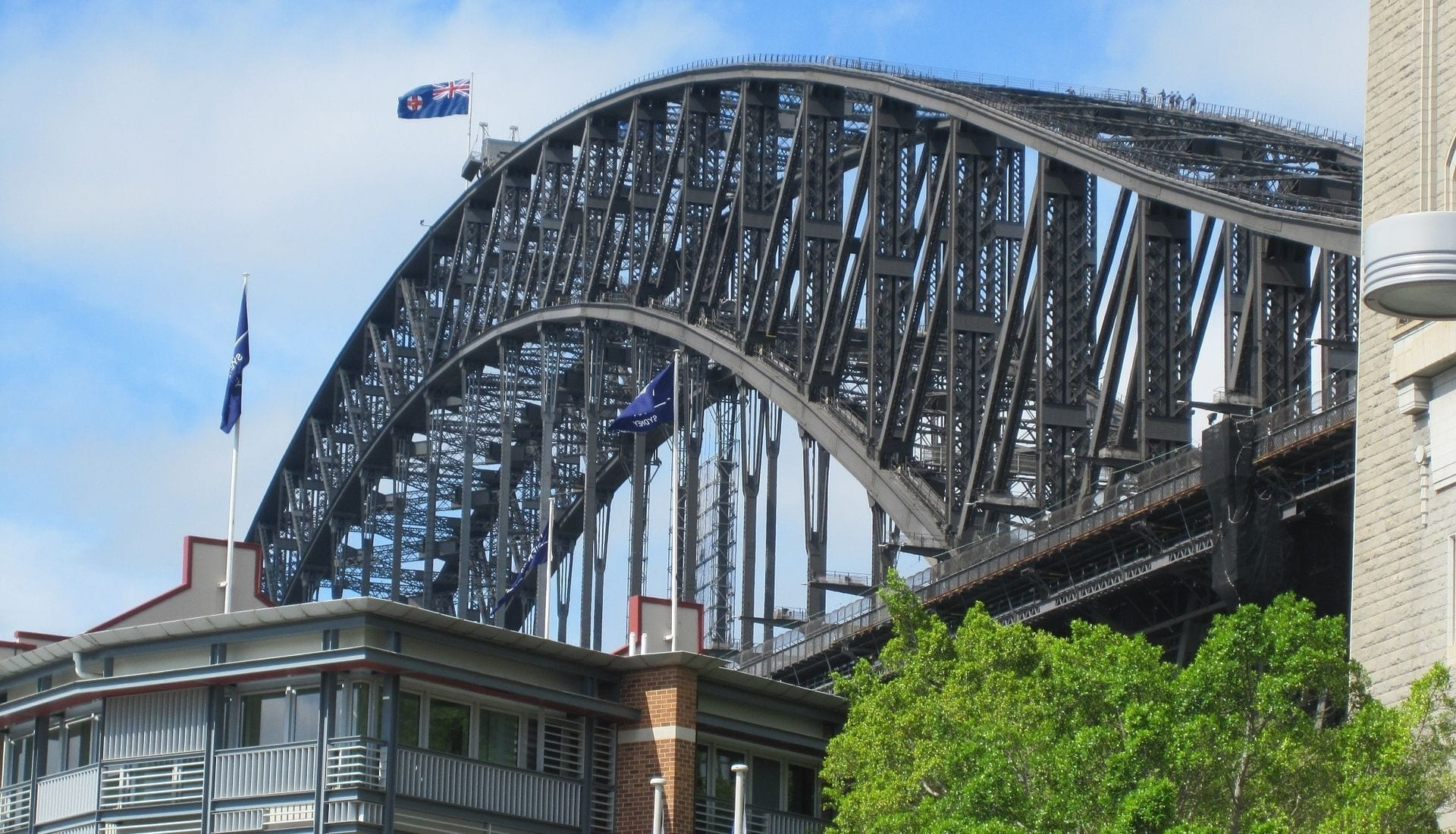 Climb the Sydney Harbour Bridge