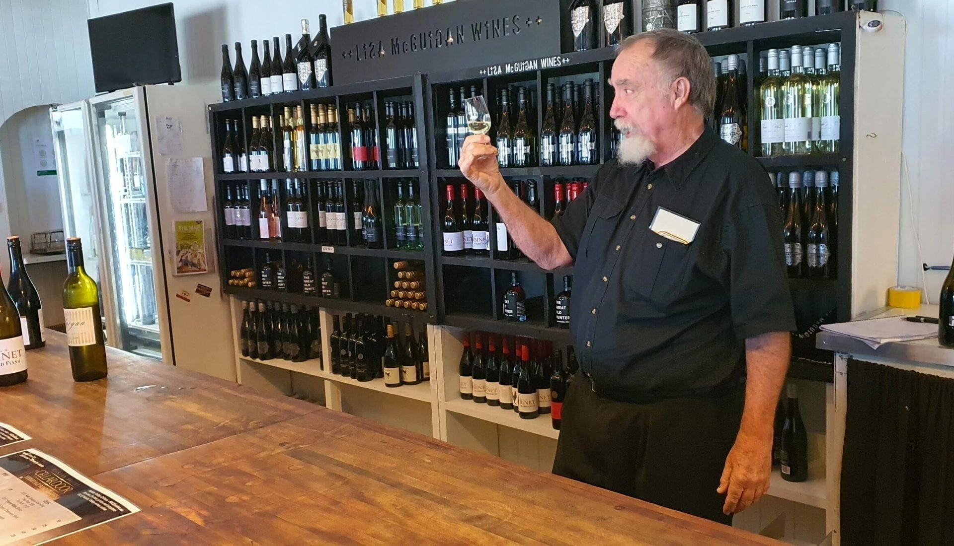 Wine Tasting at Hunter Valley Resort