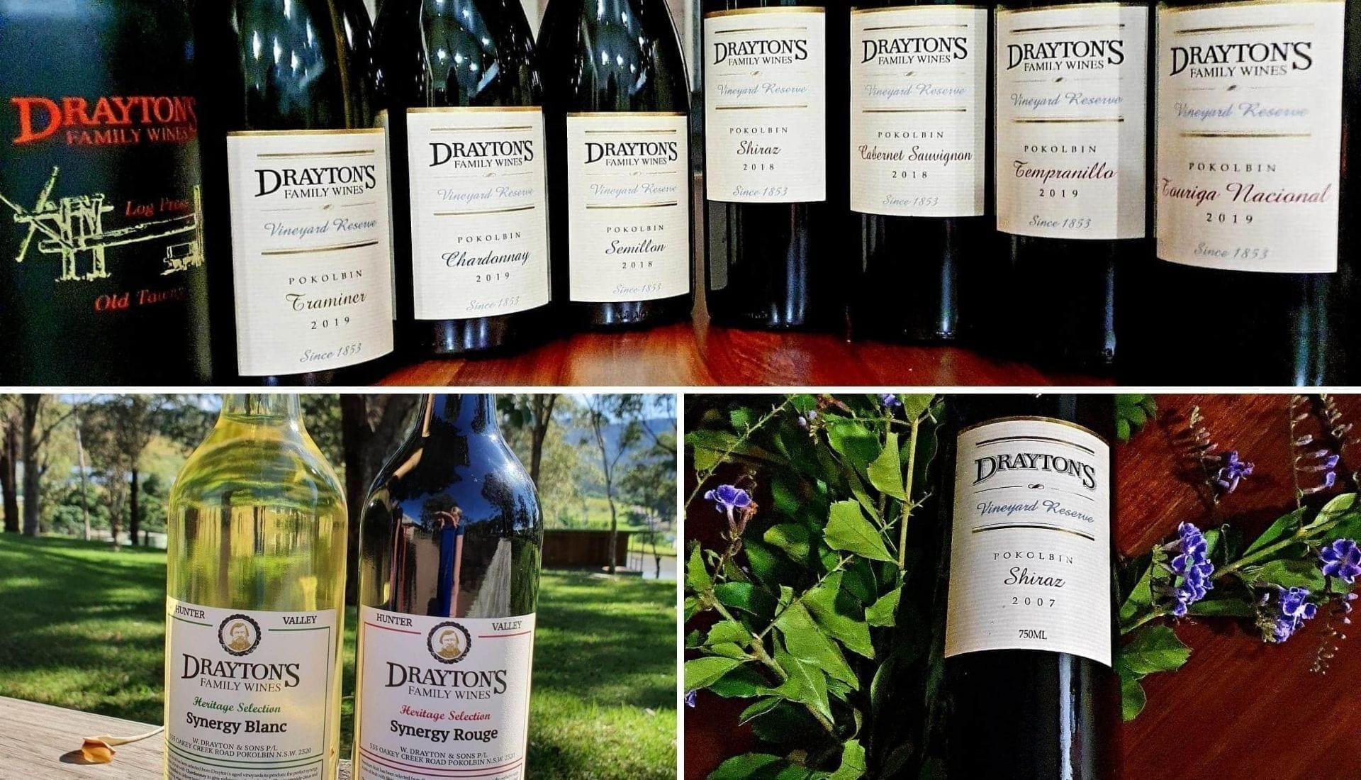 Draytons Wines