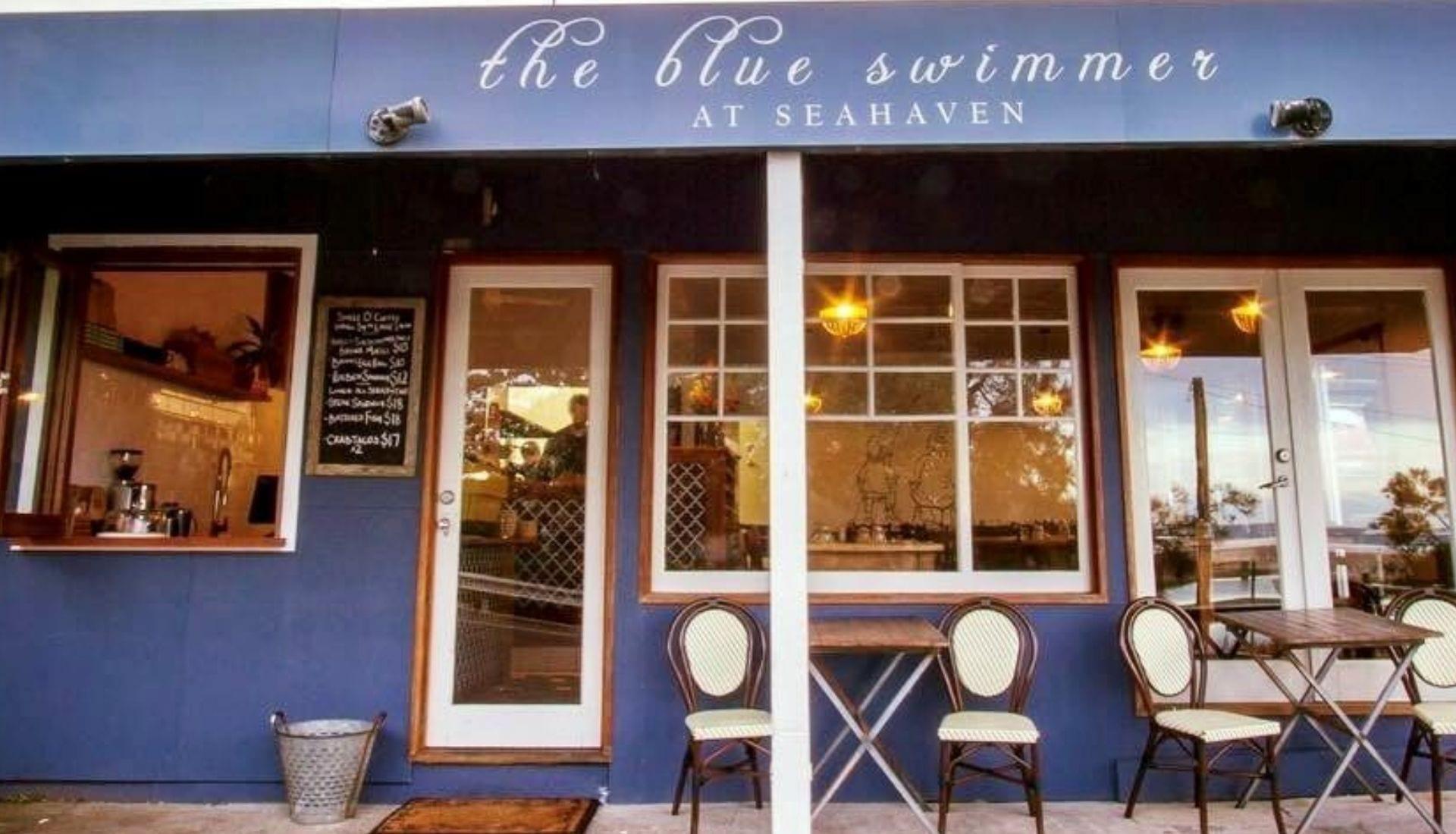 Blue Swimmer Cafe