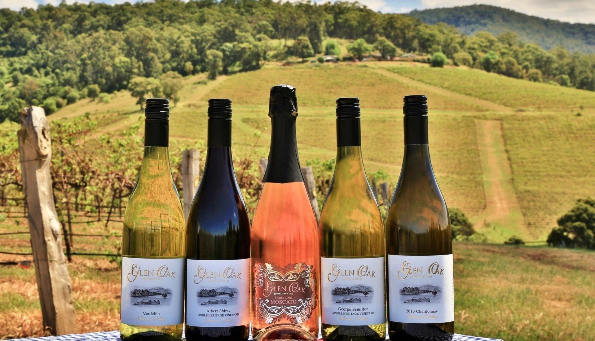 Glen Oak Wines