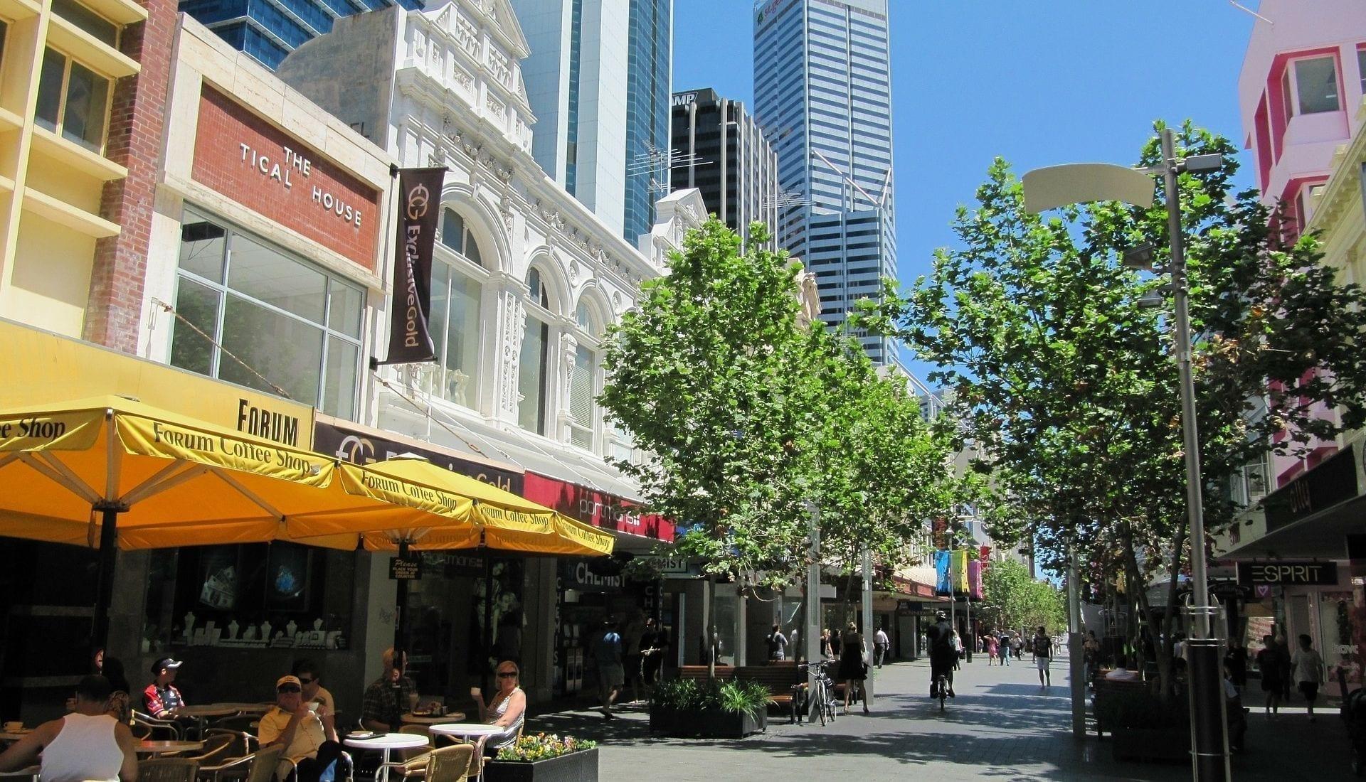 Perth sightseeing