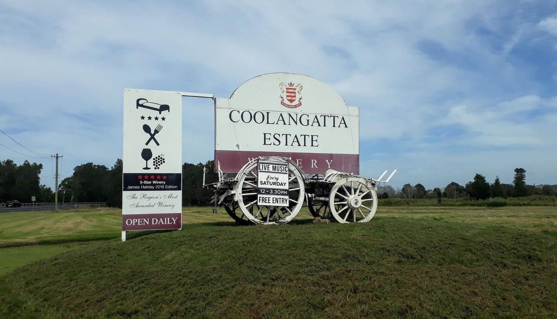 Coolangatta Estate Winery