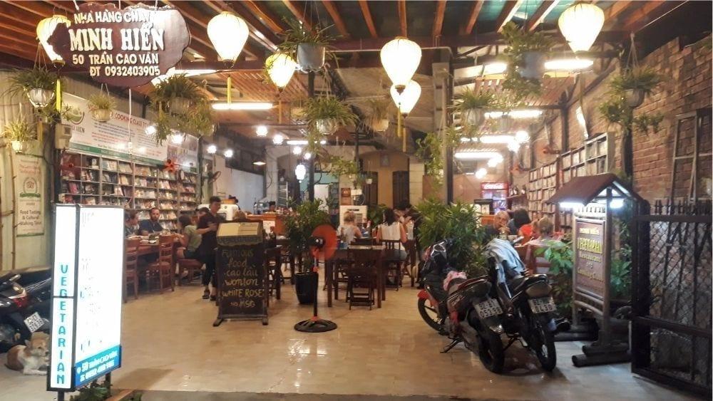 Minh Hein Vegetarian Restaurant