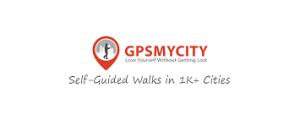GPSMyCity App Giveaway