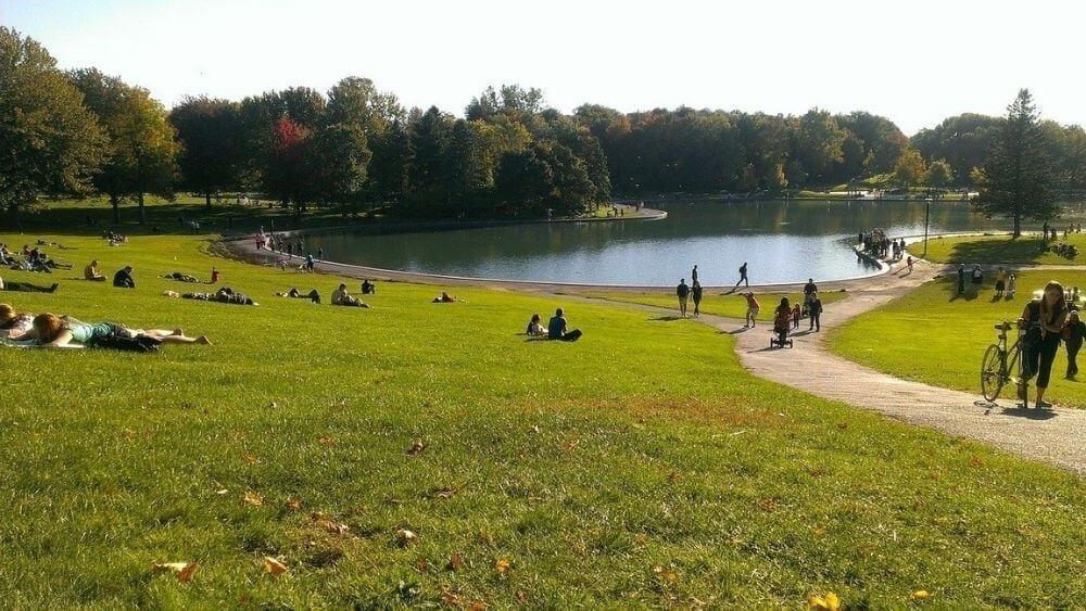 Montreal Mount Royal Park