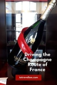 Pinterest Driving the Champagne Route of France