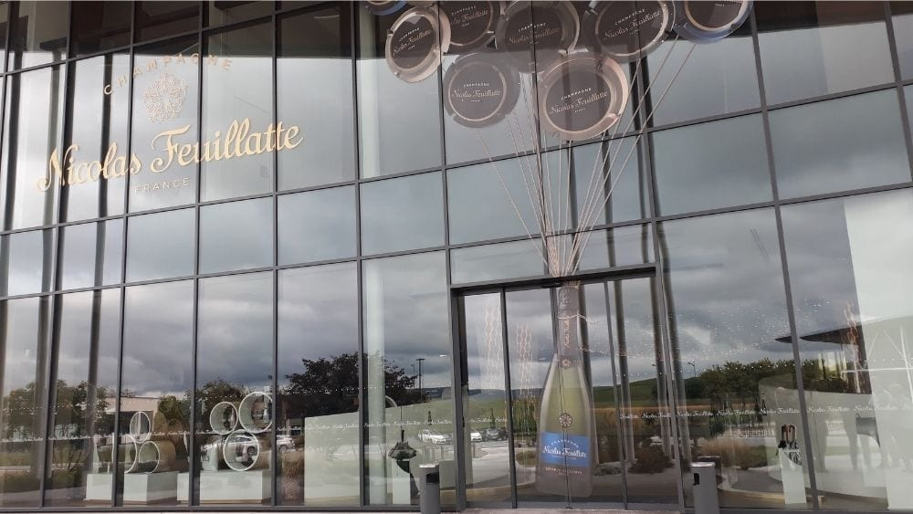 Nicolas Feuillatte - Champagne House Epernay
