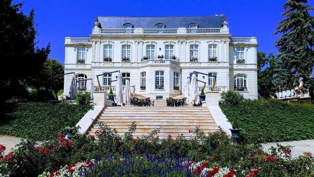 Chateau de Rilly