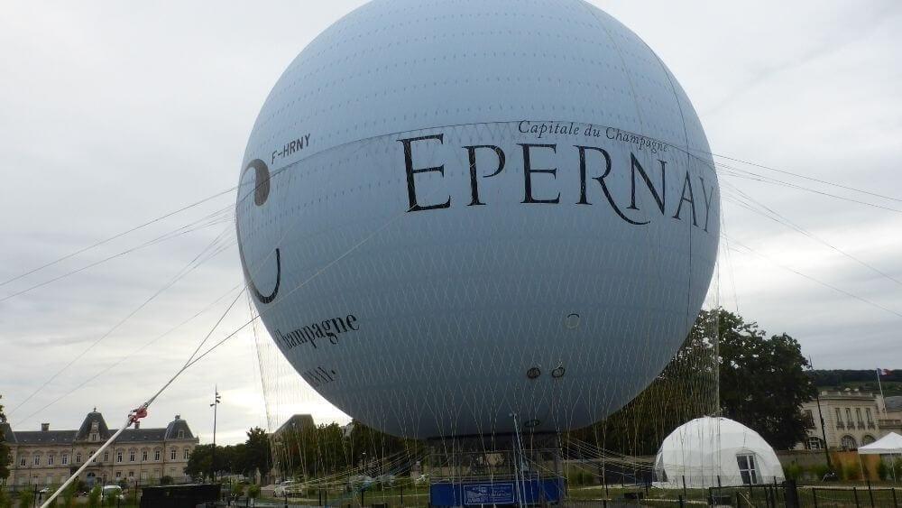 Epernay Hot Air Balloon rides