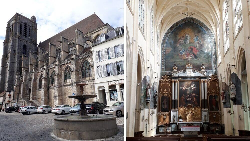 16th century Eglise Saint Denis