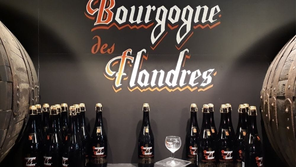 Bourgogne des Flandes Brewery