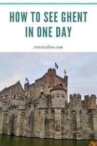 Pinterest Ghent Castle