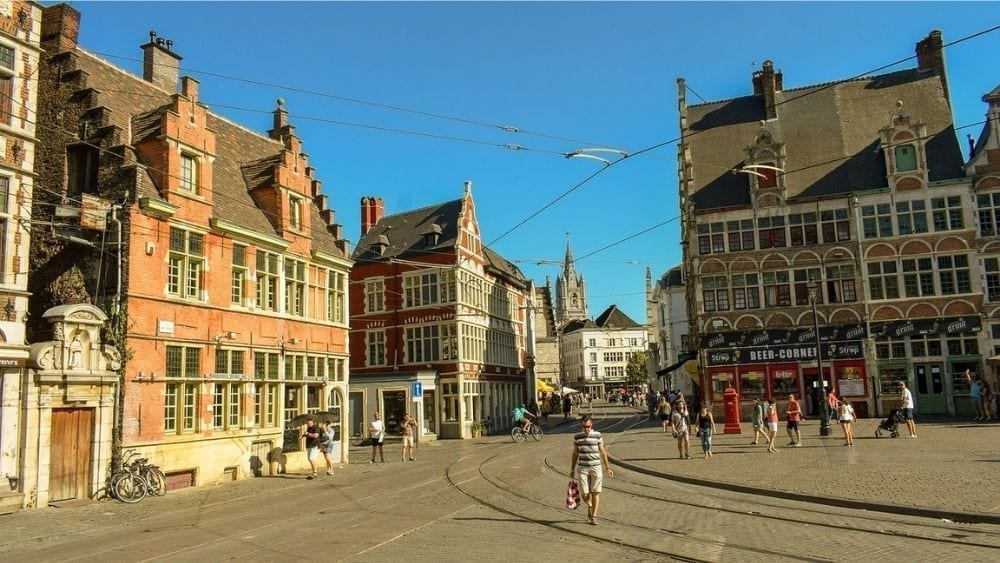 Travel Ghent by Tram