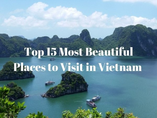 Top 15 Most Beautiful Places to Visit in Vietnam - Ha Long Bay