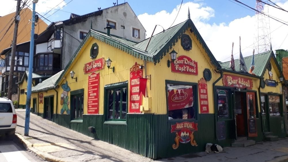 Bar Ideal Ushuaia