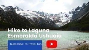 Hike to Laguna Esmeralda - photo journal