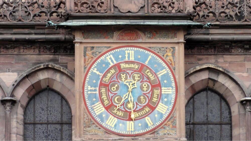 Strasbourg's Astronomical Clock