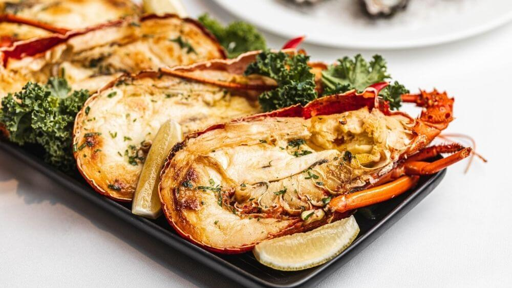 Easter Seafood Feast at the Langham Hotel Sydney