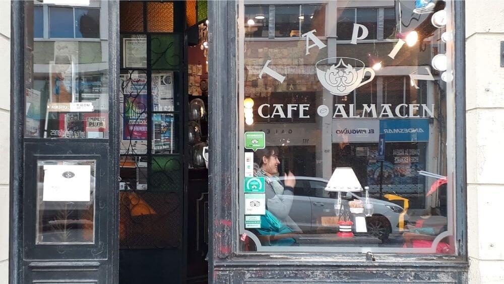 Cafe Almacen Punta Arenas