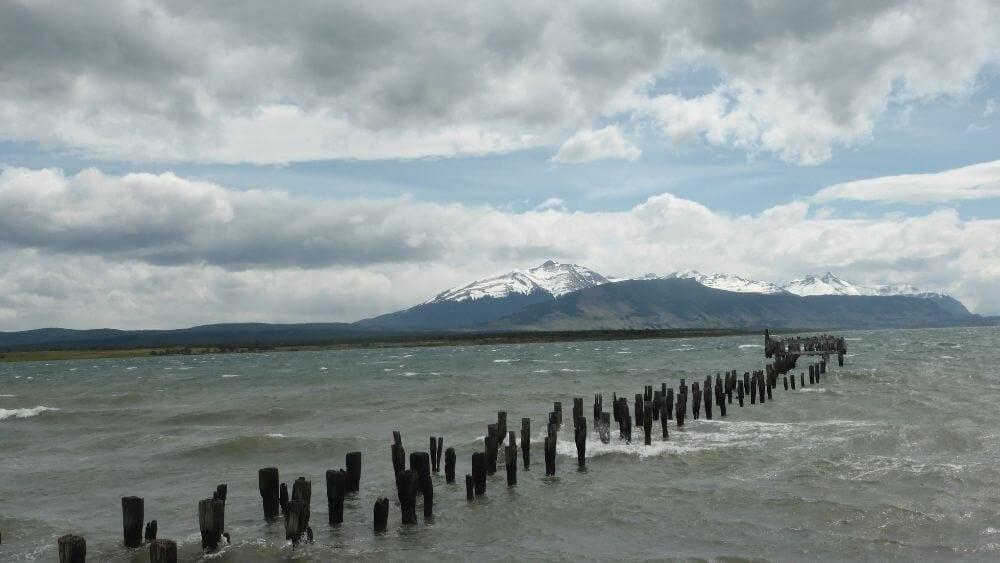 Waterfront at Puerto Natales
