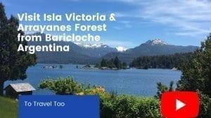 Isla Victoria Bariloche Youtube Video