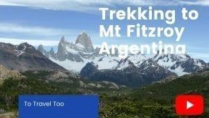 Youtube Mt Fitzroy