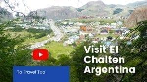 Youtube Visit El Chalten