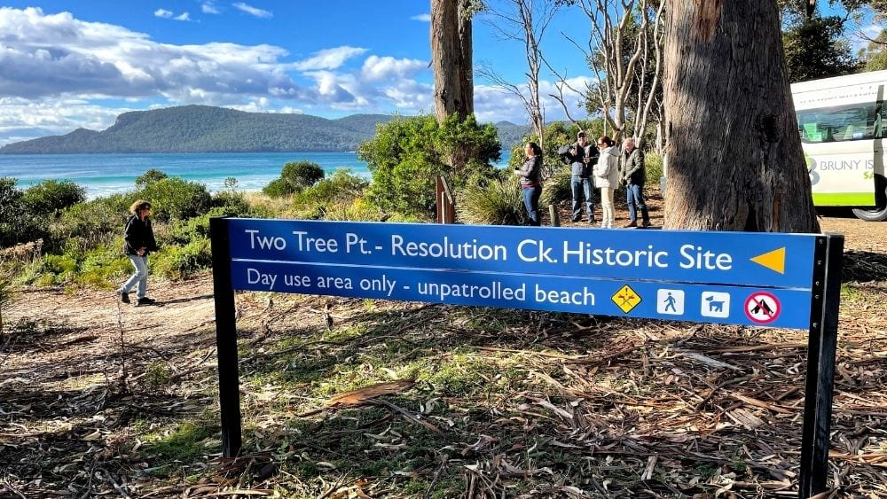 Two Tree Point Bruny Island