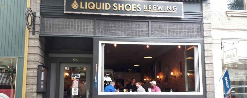 Liquid Shoes Brewing
