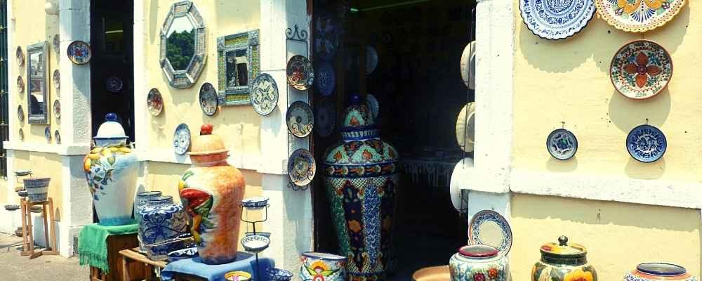 Ceramics of Puebla